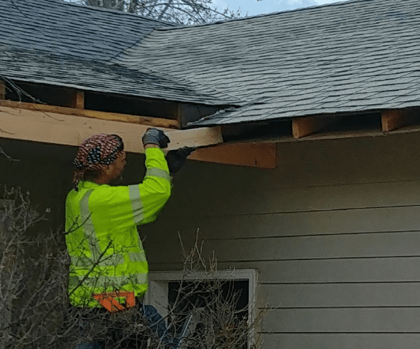Best Buy Gutter Fascia installation