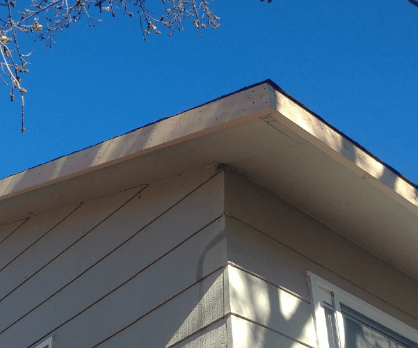 Best Buy Gutter Soffit repair